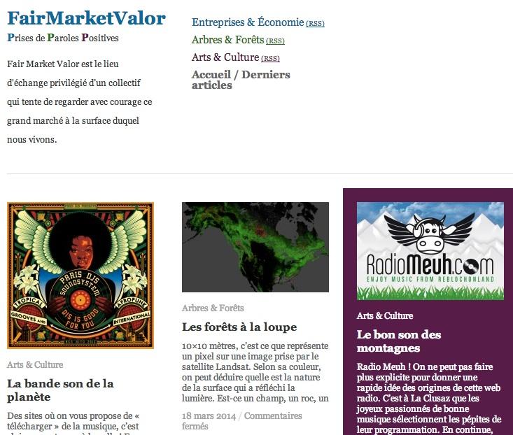 Fair Market Valor (Blog)
