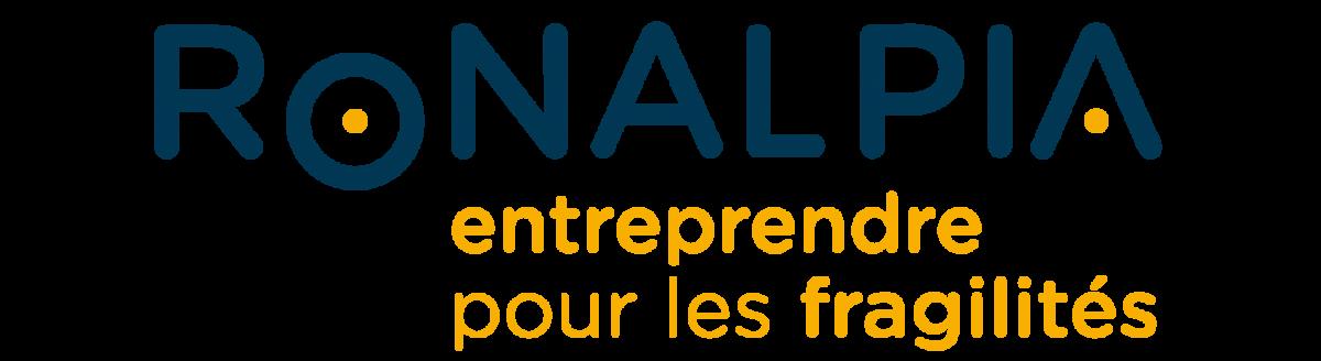 Cropped logo ronalpia bleu et jaune 1